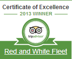Red and White Fleet on Trip Advisor