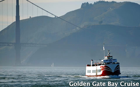Golden Gate Bay Cruise